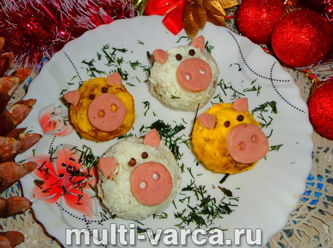 Печеночные шарики: закуска из печени на Новый год
