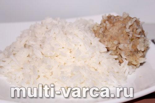 рецепт риса в мультиварке redmond