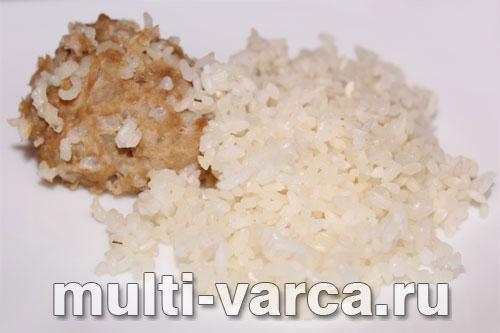 как приготовить в мультиварке рис на пару