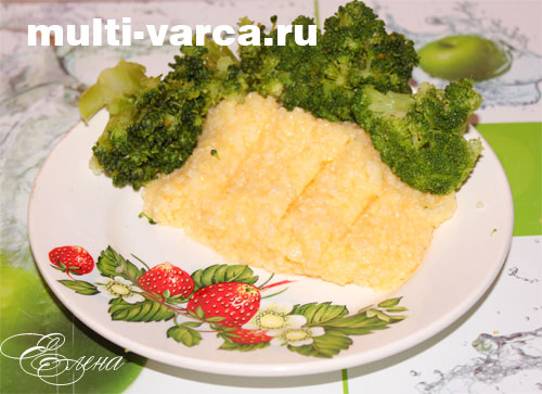 Быстрый ужин в мультиварке, кукуруза с овощами на пару
