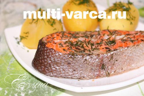 Приготовление блюда из тушки кальмара