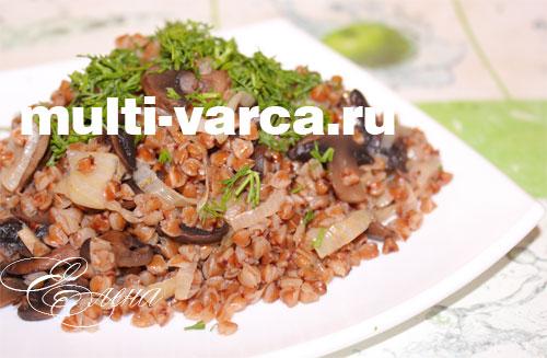 рецепты с лисичками грибами в мультиварке