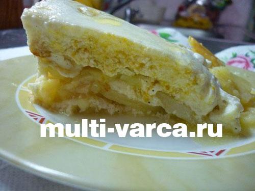 Картофель по-болгарски в мультиварке