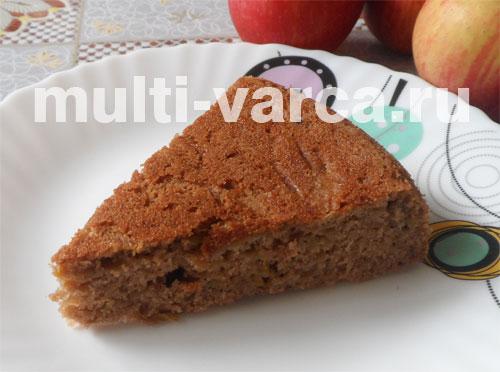 Как приготовить шоколадно-тыквенный кекс в мультиварке, пошаговый рецепт с фото