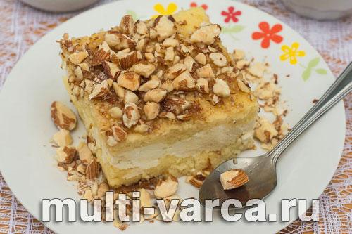 Кунафа - десерт из кускуса