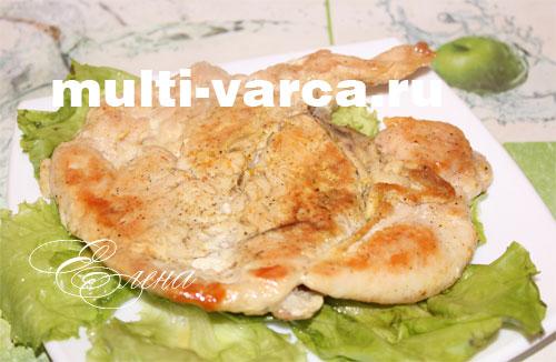 рецепты из филе бедра курицы в мультиварке