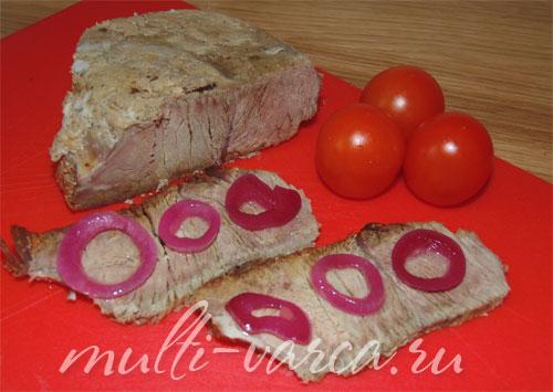 Что приготовить из путассу и картошки в духовке