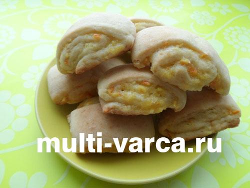 Песочное печенье в мультиварке
