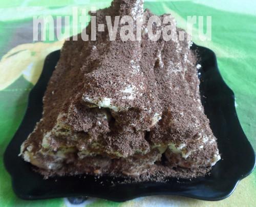 Торт Монастырская изба в мультиварке