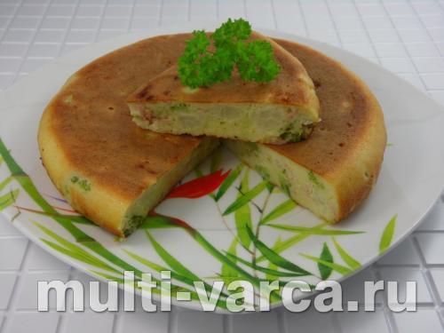 рецепты с брокколи и цветной капустой в мультиварке
