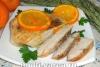 Индейка с апельсинами в мультиварке