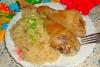 Как приготовить вкусные сочные куриные голени с рисом в мультиварке, пошаговый рецепт с фото