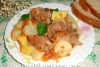 Как приготовить вкусные тушеные куриные шейки с картошкой в мультиварке
