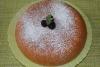 Вкусный пирог с ежевикой