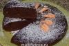 Кекс с орехами и халвой в мультиварке