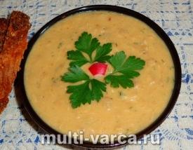 Куриный суп-пюре в мультиварке