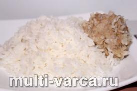 Рис в мультиварке редмонд
