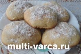 Печенье на огуречном рассоле в мультиварке
