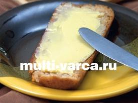 Банановый хлеб в мультиварке