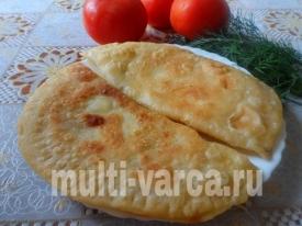 Болгарские ругувачки с творогом в мультиварке