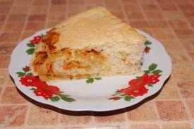 Несладкие пироги в мультиварке