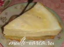 Творожный торт Слёзы ангела в мультиварке