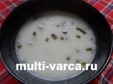 Как приготовить вкусный куриный суп с плавленым сыром в мультиварке