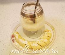 Йогурт в мультиварке в баночках