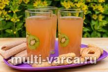 Напитки в мультиварке