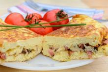 Блюда из яиц в мультиварке