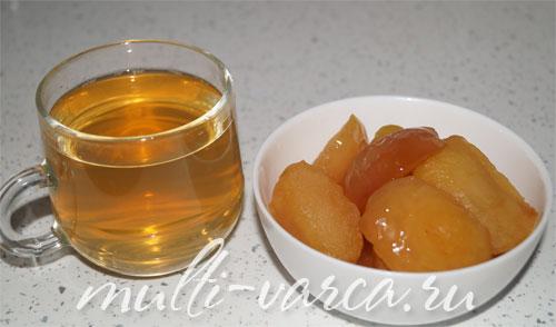 запеченные яблоки рецепты в мультиварке