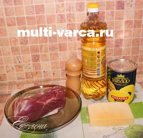 рецепт мягкого мяса в мультиварке