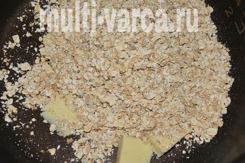 Как приготовить молочную геркулесовую кашу в мультиварке