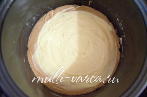 Кекс в мультиварке, рецепт с фото
