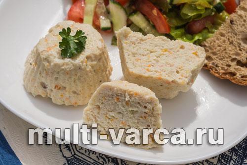 паровые диетические куриные котлеты в мультиварке рецепты с фото