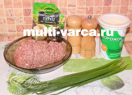котлеты в духовке с соусом пошаговый рецепт