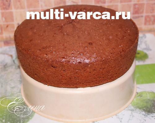 Шоколадный кухен рецепт с фото