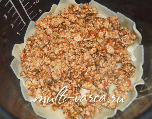 Бешбармак с макаронами рецепт фото