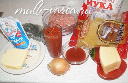 бешбармак с фаршем рецепт с фото