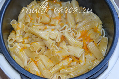 как приготовить в скороварке суп с макаронными изделиями