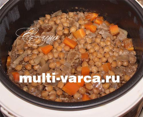 Борщ  кулинарный рецепт