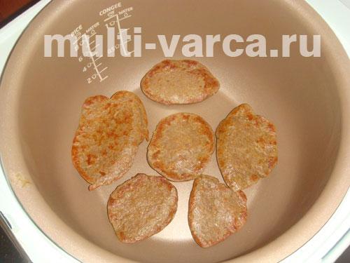 Оладушки в мультиварке рецепт с фото