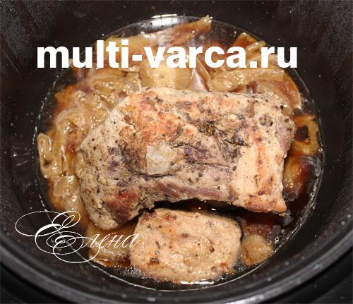 говядина с капустой в мультиварке редмонд рецепты