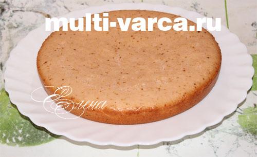 Пирог из киселя рецепт с в мультиварке