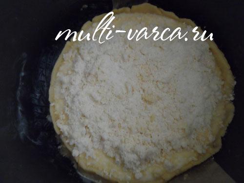 тертый пирог рецепт и мультиварке