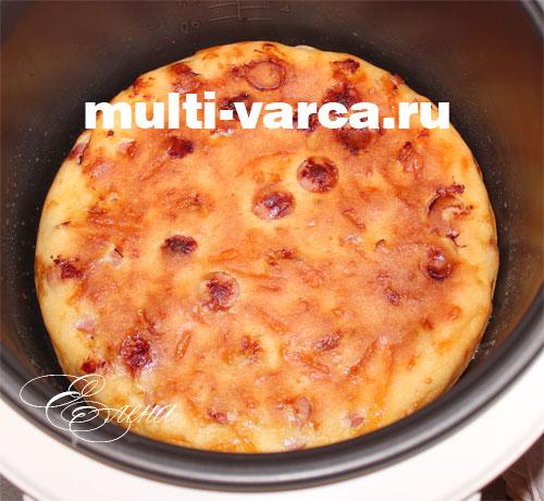 картошка в духовке с сосисками и сыром рецепт