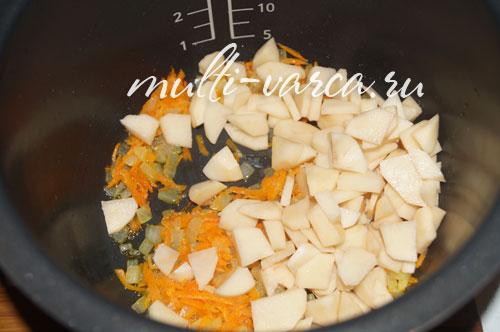 рецепт приготовления чечевичной похлебки