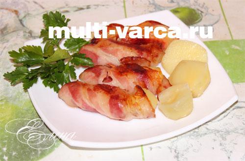 картошка рецепты на гарнир в мультиварке