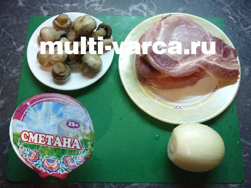 рецепт приготовления рулетиков из свинины с грибами и сыром