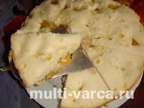 Пирог с дыней в мультиварке рецепты с фото